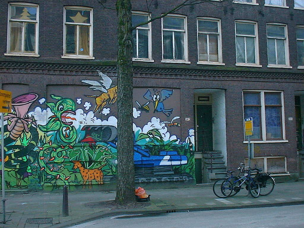 Czaar Peterstraat - Amsterdam