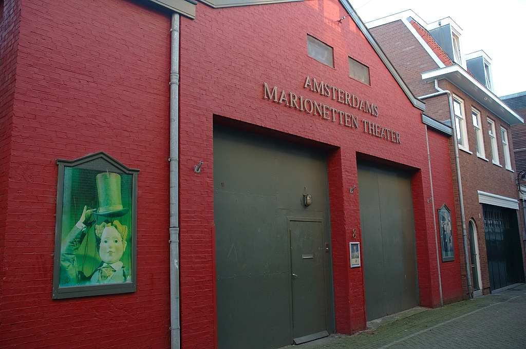 Amsterdams Marionetten Theater - Amsterdam