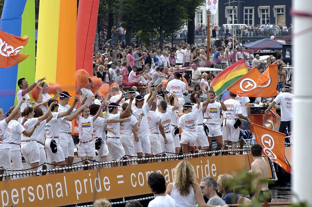 Canal Parade 2008 - Amsterdam