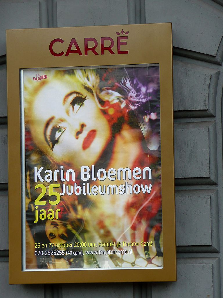 Theater Carre - Amsterdam