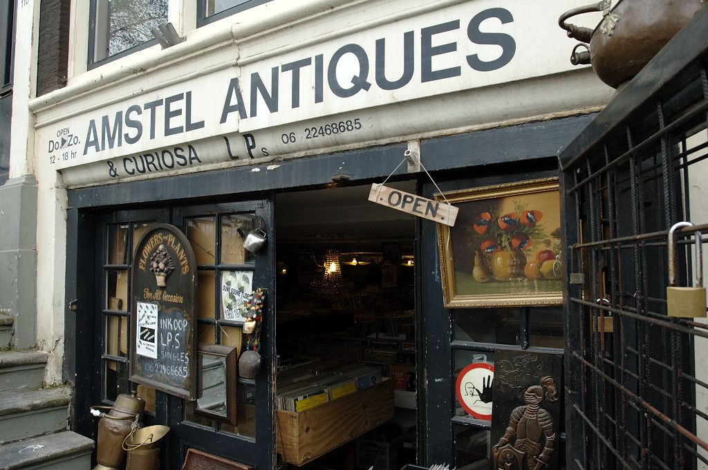 Amstel - Amstel Antiques - Amsterdam